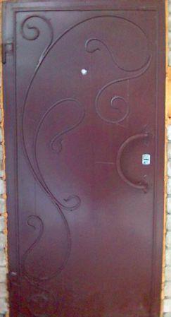 стальные двери повышенной прочности